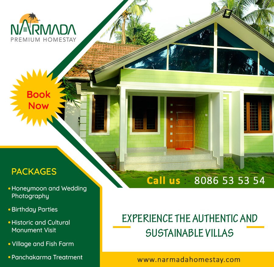 Best Homestay in Perinthalmanna